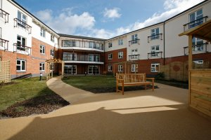 Lightmoor View Care Home Exterior