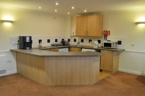 Lightmoor View Care Home Kitchen - Interior